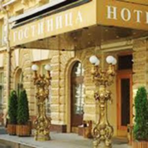 Гостиницы Большого Сорокино