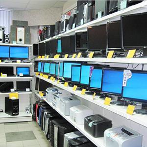Компьютерные магазины Большого Сорокино