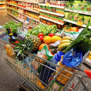 Магазины продуктов Большого Сорокино