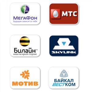 Операторы сотовой связи Большого Сорокино