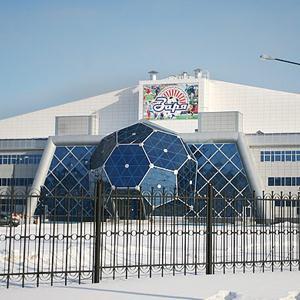 Спортивные комплексы Большого Сорокино