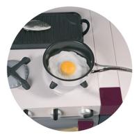 Закусочная Кристалл - иконка «кухня» в Большом Сорокино